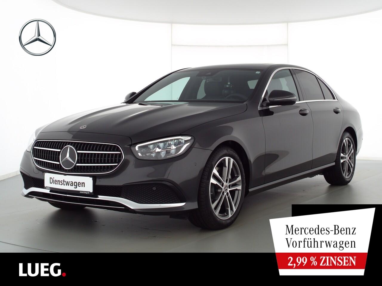 Mercedes-Benz E 200 AVANTGARDE+18''+SHD+TOTW+KAMERA+MBUX-HIGH, Jahr 2021, Benzin