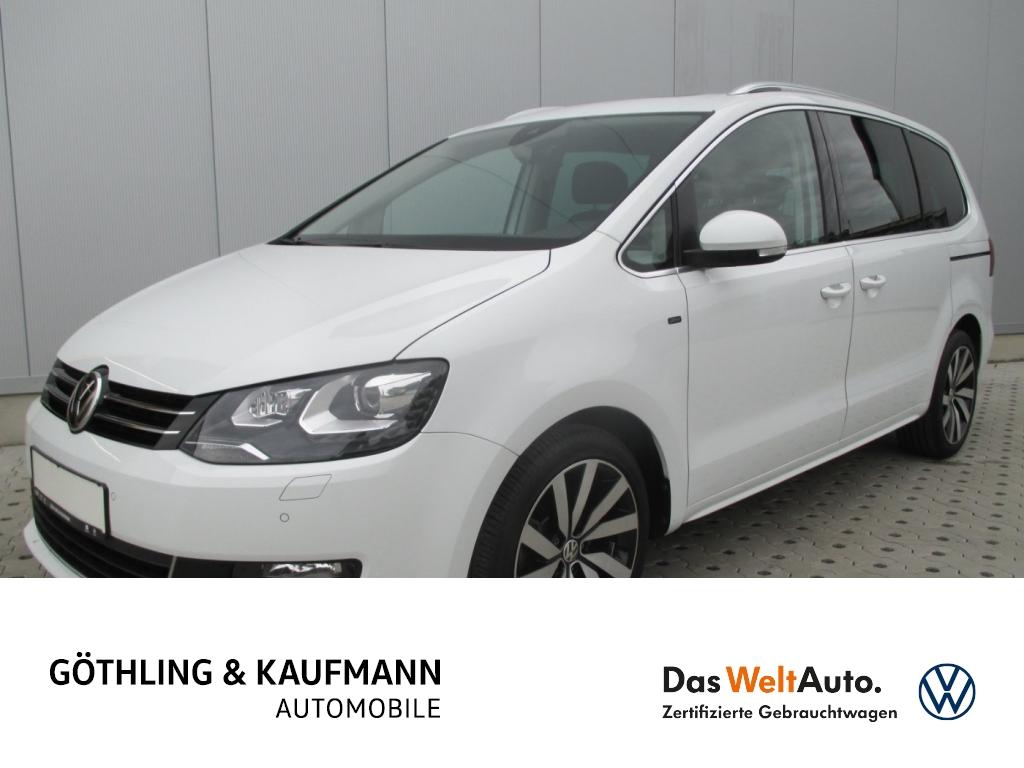 Volkswagen Sharan 1.4 TSI JOIN DSG 110kW*7-Sitzer*ACC*Pano*, Jahr 2018, Benzin