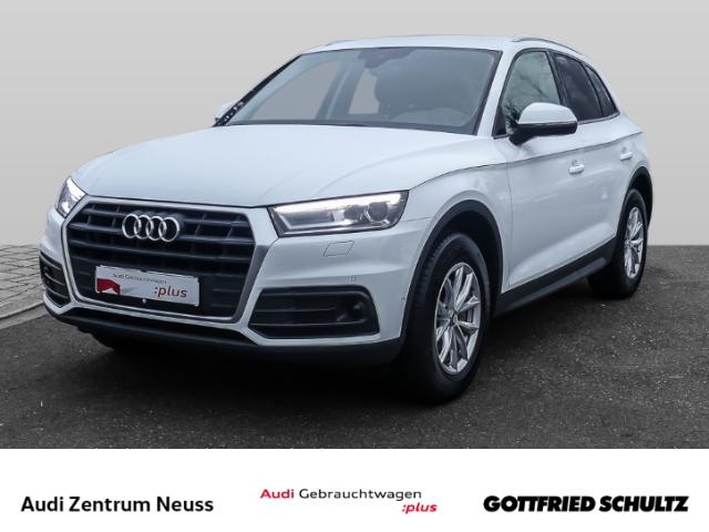 Audi Q5 2.0 TDI NAVI, VIC, SHZ, XEN, KEYLESS, Jahr 2017, Diesel