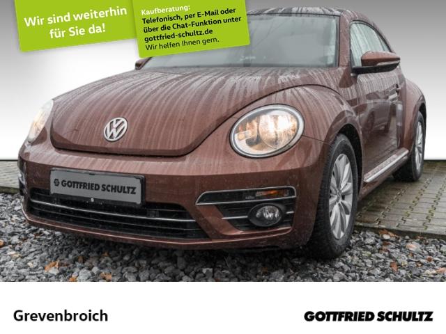 Volkswagen Beetle 1.2l TSI Panorama PDC Top-Ausstattung Design, Jahr 2016, Benzin