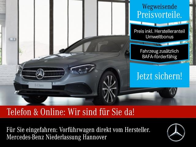Mercedes-Benz E 300 de Avantgarde WideScreen Pano Distr+ LED AHK, Jahr 2020, Hybrid_Diesel