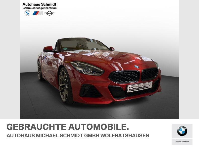 BMW Z4 M40i 19 Zoll*Harman Kardon*ACC*Memory*Fahrwerk*, Jahr 2021, Benzin