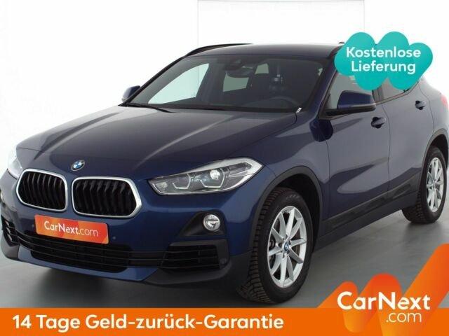 BMW X2 sDrive18i Aut. Advantage NAVI KAMERA LED, Jahr 2019, Benzin