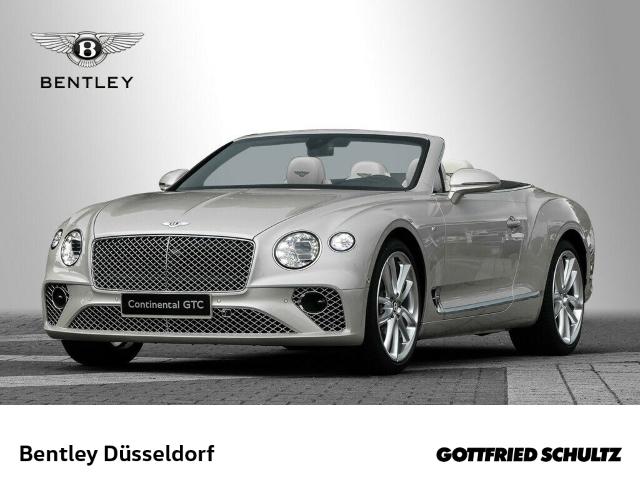 Bentley Continental GTC V8 BENTLEY DÜSSELDORF, Jahr 2021, Benzin