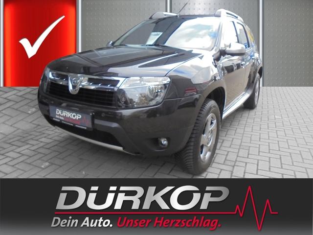 Dacia Duster 1.6 Prestige LPG Anlage Klimaanlage Leder Leichtmetallfelgen, Jahr 2012, petrol