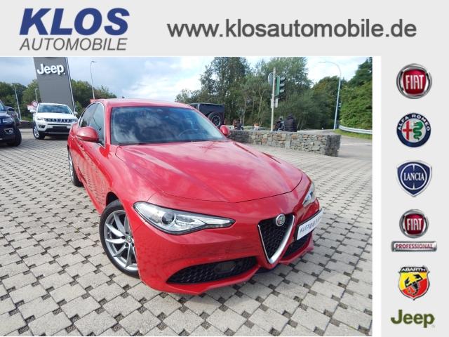 Alfa Romeo Giulia 2.2 DIESEL VELOCE Q4 349mtl. NAVI KAMERA SHZ, Jahr 2016, Diesel
