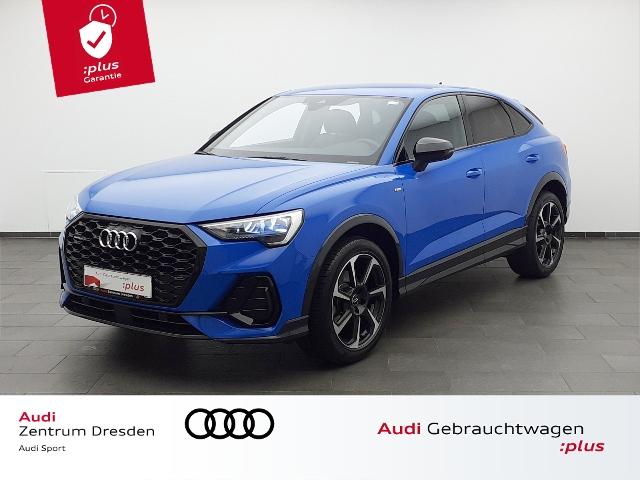 Audi Q3 Sportback TDI 35 quattro S line LED-SW AHZV, Jahr 2020, Diesel