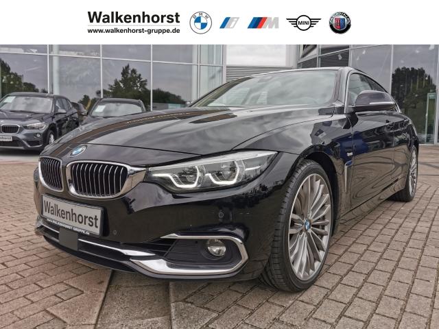BMW 430 Gran Coupe d Luxury Line EURO 6 Aut LED HUD Navi Leder Klima, Jahr 2018, Diesel