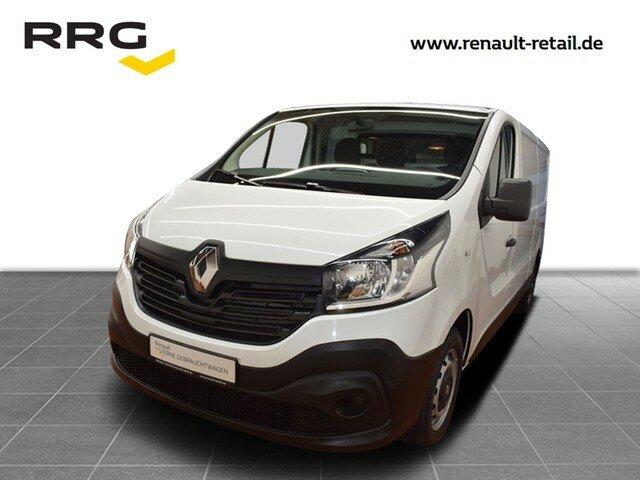 Renault TRAFIC KASTEN 1.6 DCI 95 L2H1 2,9T KOMFORT NUTZ, Jahr 2016, Diesel