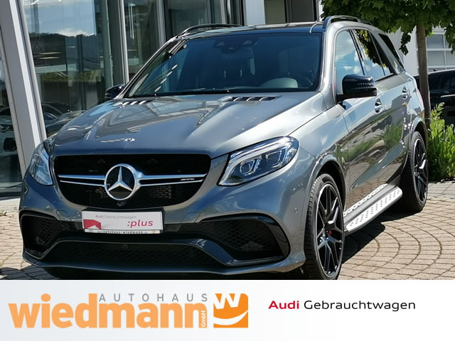 Mercedes-Benz GLE 63 GLE-Klasse AMG 5 430(585) kW(PS) Automati, Jahr 2017, Benzin