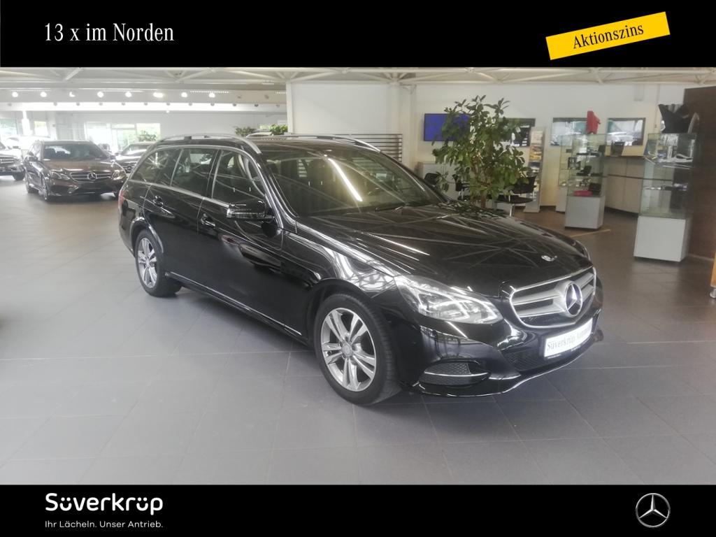 Mercedes-Benz E 200 CDI T Avantgarde LED/AHK/Navi/PDC, Jahr 2013, Diesel