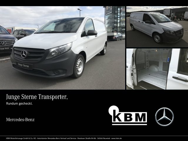 Mercedes-Benz Vito 109 CDI Ka Kompakt Klima, Navi,Kamera Basic, Jahr 2015, Diesel