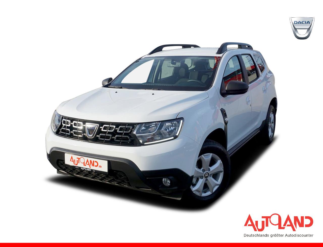 Dacia Duster, Jahr 2021, Benzin