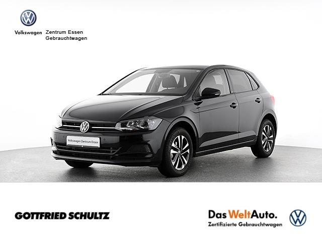 Volkswagen Polo United 1 0 TSI DSG Navi SHZ PDC Alu, Jahr 2021, Benzin
