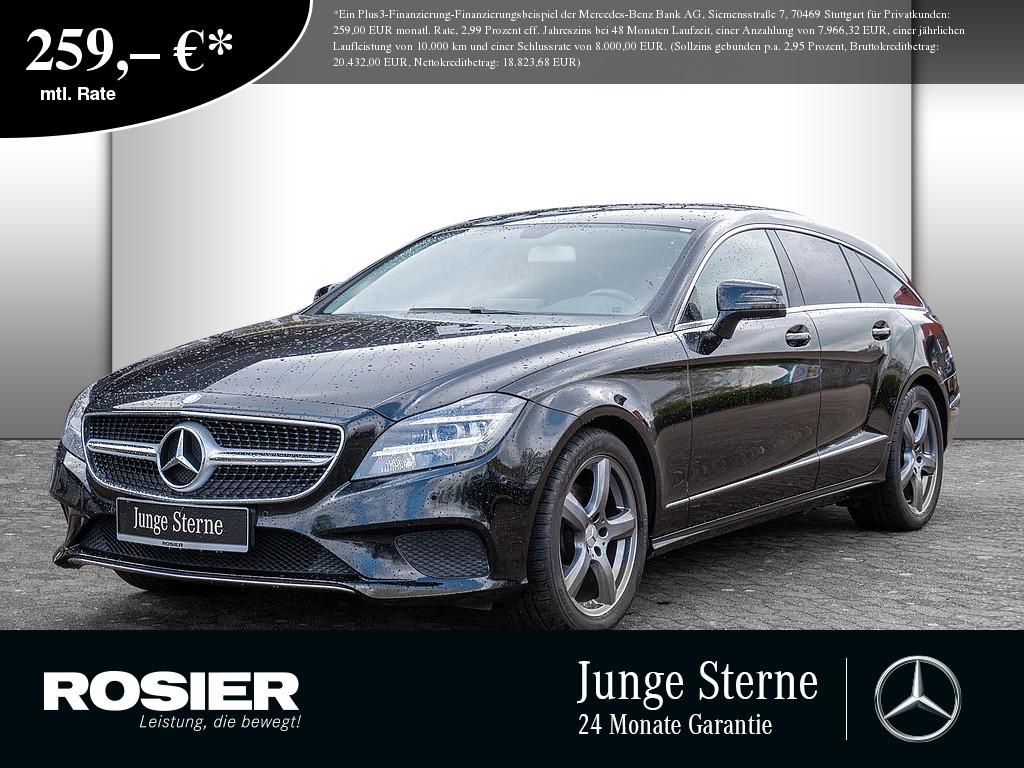 Mercedes-Benz CLS 250 SB d, Jahr 2016, Diesel