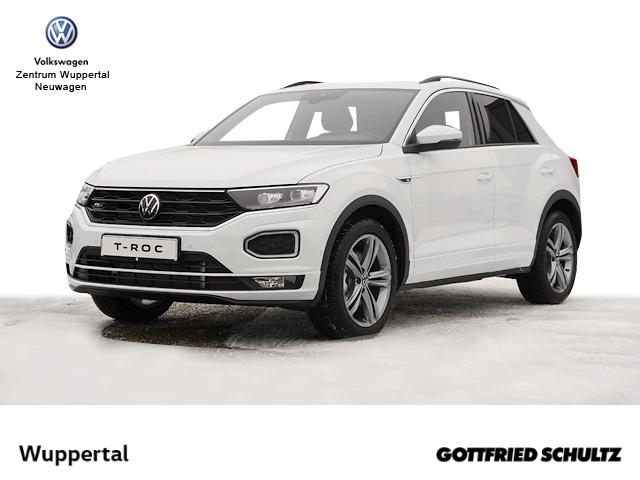 Volkswagen T-Roc SPORT 2.0 TSI DSG 4MOTION, Jahr 2020, Benzin