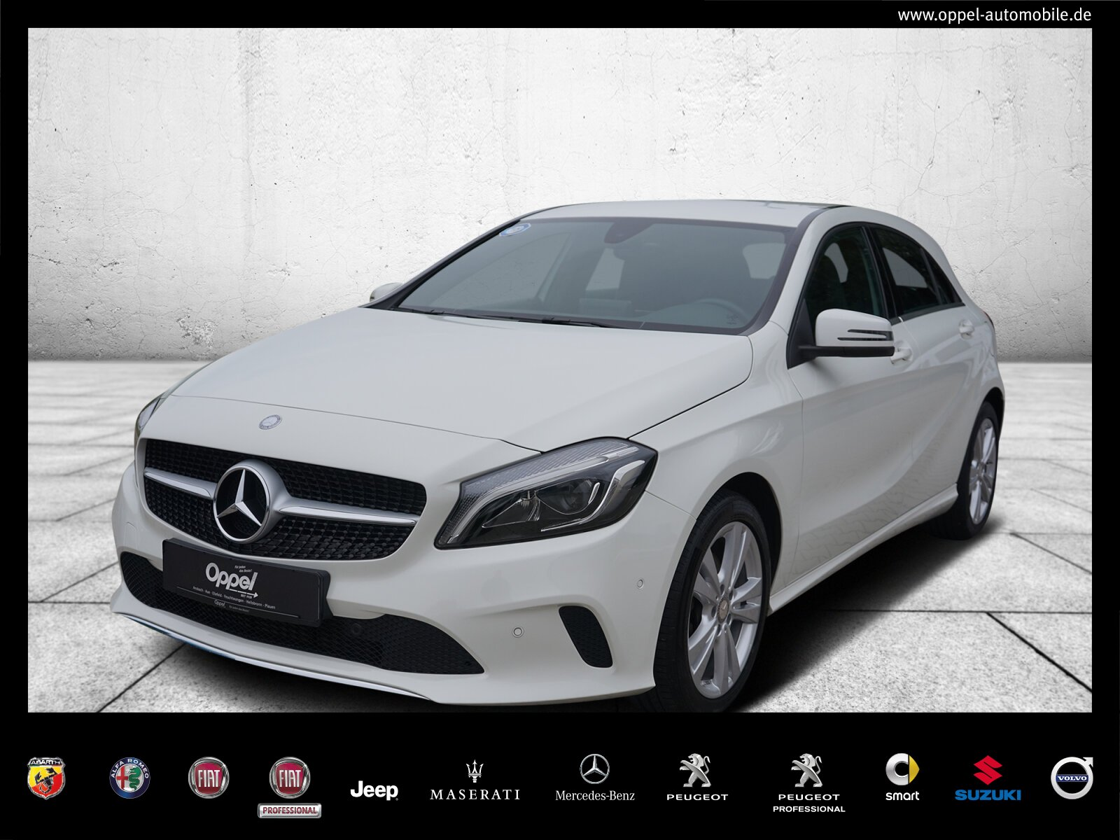 Mercedes-Benz A 160 Urban Score ++NAVI+KLIMA+LED+SITZHEIZUNG++, Jahr 2016, Benzin