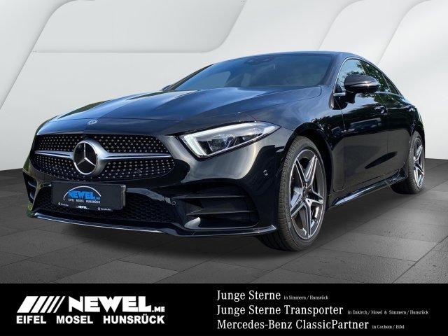 Mercedes-Benz CLS 220 d *AMG*MULTIBE*SHD*WIDE*DISTR*SITZKLIMA*, Jahr 2020, Diesel