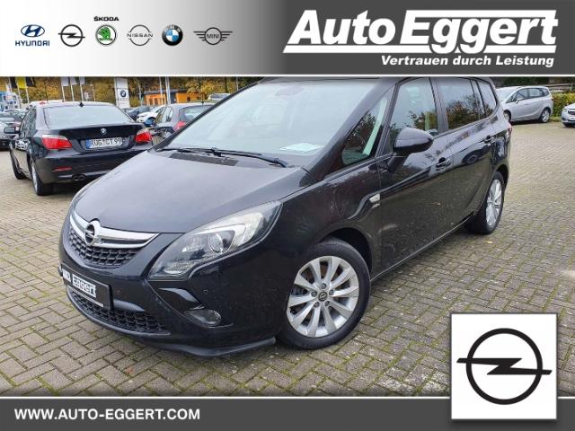 Opel Zafira Tourer C Active 1.6 SIDI Turbo Dyn. Kurvenlicht Fernlichtass. PDCv+h LED-Tagfahrlicht, Jahr 2013, Benzin