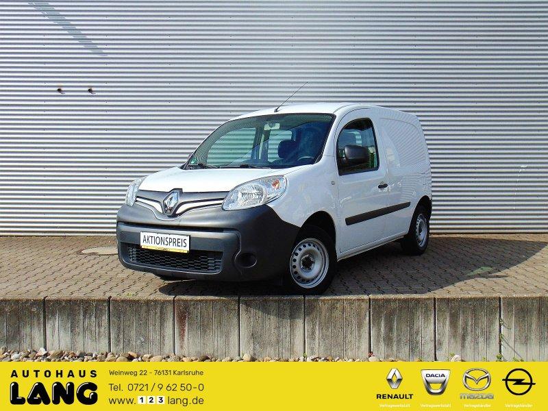 Renault Kangoo 1.5 dCi 90 FAP EU6 Extra ENERGY Klima Radio PDC, Jahr 2016, Diesel