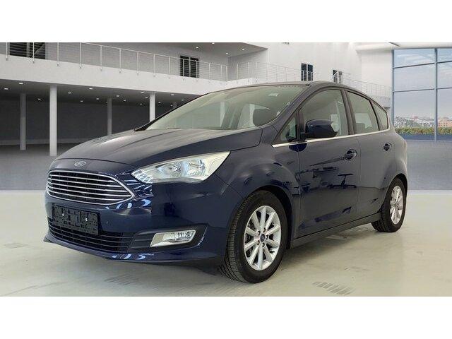 Ford C-MAX 1.5 TDCi TITANIUM AUTOMATIK Van, Jahr 2017, Diesel