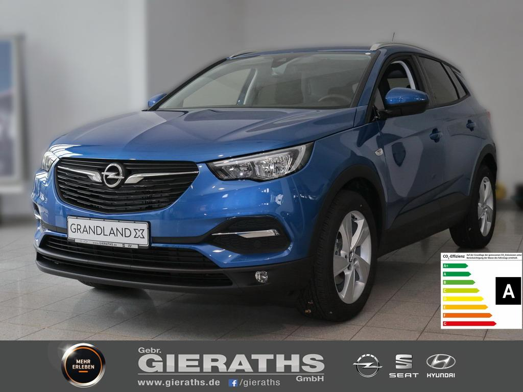 Opel Grandland X Edition 1.6D S/S Klimaautomatik, Jahr 2018, Diesel