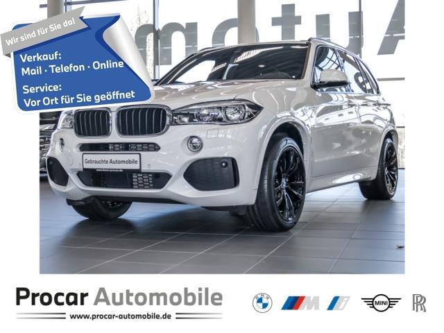 BMW X5 xDrive30d M Sport Head-Up LED DA+ Standhzg., Jahr 2018, Diesel
