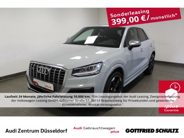 Audi SQ2 2.0 TFSI quattro S-Tronic Audi Anschlussgarantie bis zum 26.09.2024 o.100-000 km, Jahr 2019, Benzin