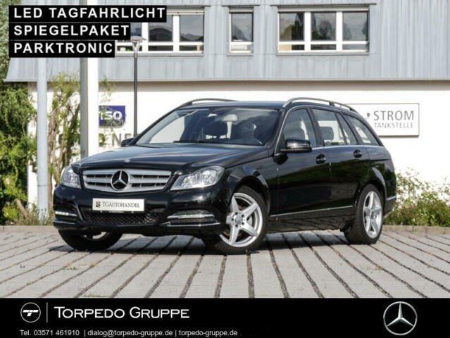 Mercedes-Benz C 220 CDI T AVANTGARDE Navi+AHK+SHZ+Regensensor, Jahr 2014, Diesel