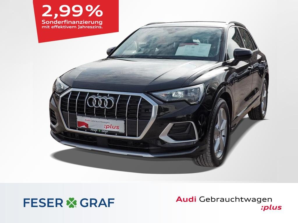 Audi Q3 Advanced 35 TFSI S tronic AHK/ virtual Cockpi, Jahr 2020, Benzin