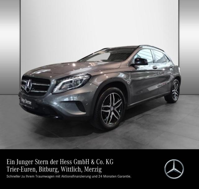 Mercedes-Benz GLA 200 Urban+Night+LED+AHK+Kamera+PDC, Jahr 2016, Benzin
