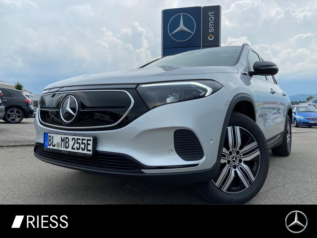 Mercedes-Benz EQA 250 PROGRESSIVE+PANO+LED+KAMERA+NIGHT+MBUX+D, Jahr 2021, Elektro