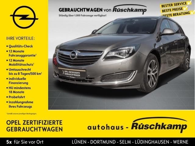 Opel Insignia Sports Tourer Edition 1.6 CDTI, Jahr 2017, Diesel