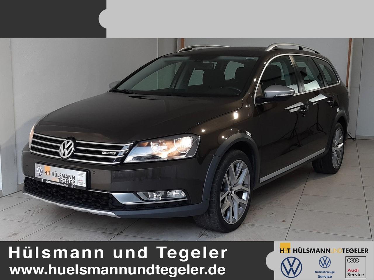 Volkswagen Passat Variant 2.0 TDI DSG 4MOTION Alltrack, Jahr 2013, Diesel