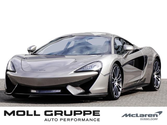 McLaren 570S Coupe Luxury Pack Special Blade Silver, Jahr 2017, Benzin