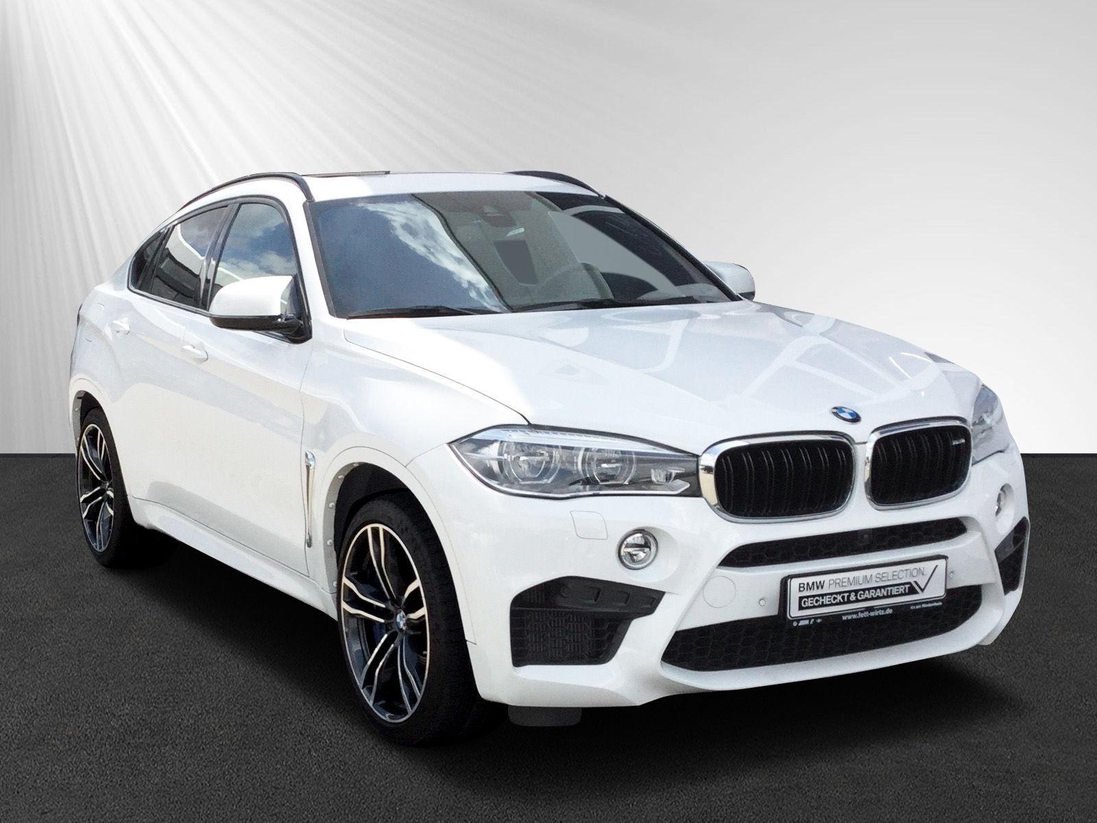 BMW X6 M Navi HUD H/K Standhzg e.GSD RKamera AHK 21'', Jahr 2018, petrol