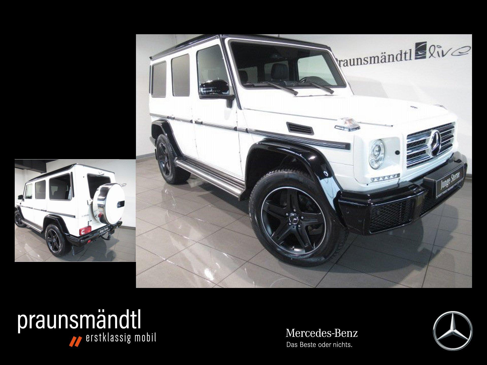 Mercedes-Benz G 350 d Sport Exkl. Comand/AHK/Distr./Sound/Tot, Jahr 2015, Diesel
