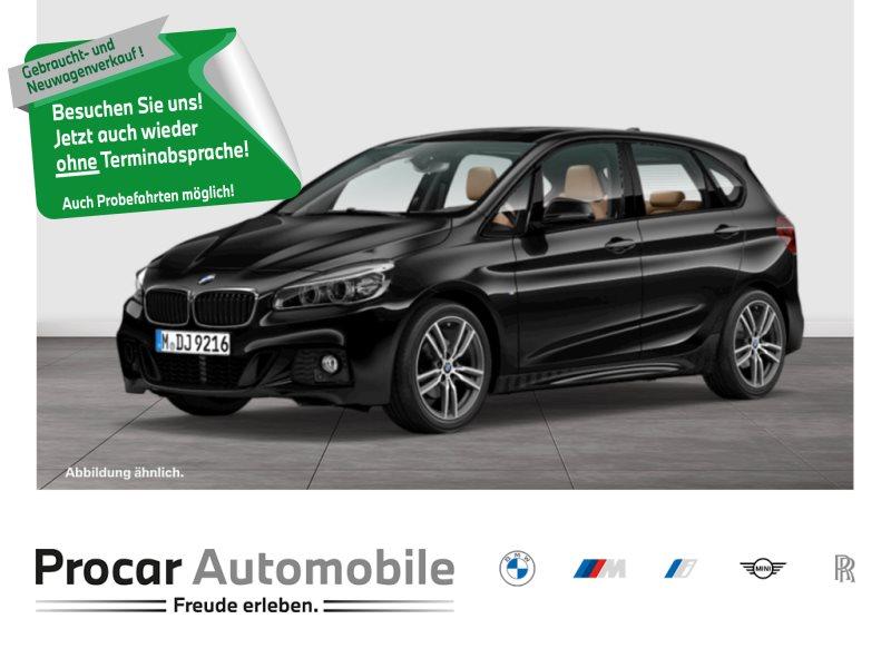 BMW 220d Active Tourer M Sport Navi H/K LED AHK Pano, Jahr 2018, Diesel