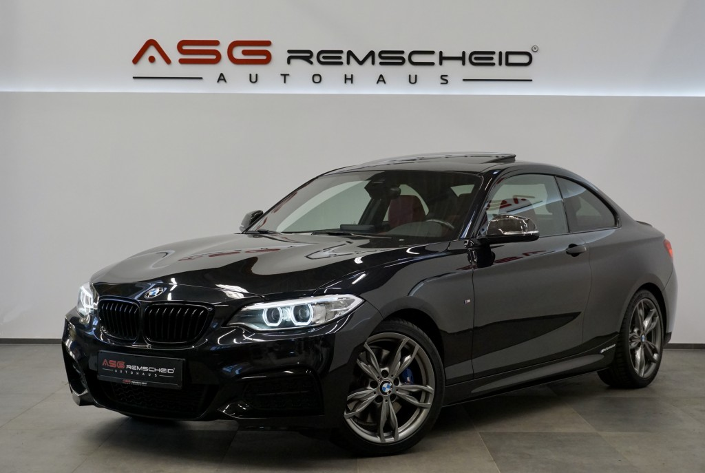 BMW M235 i Autm. M Performance *HK *Kam. *GSD *Key *, Jahr 2014, Benzin
