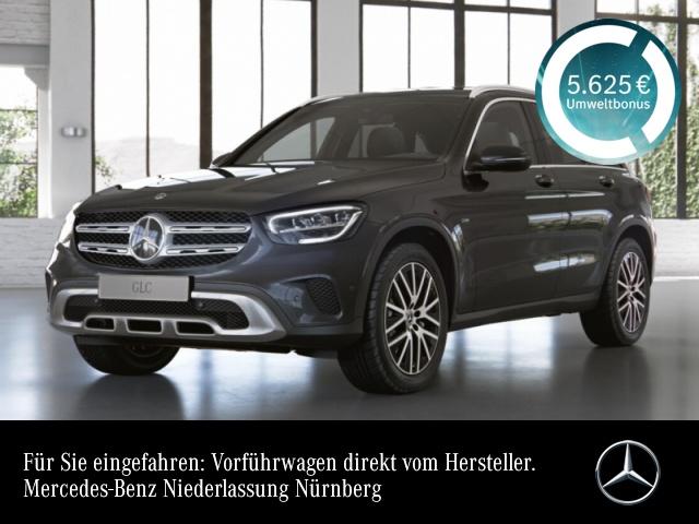Mercedes-Benz GLC 300 e 4M AHK+LED+Kamera+Keyless+9G, Jahr 2021, Hybrid
