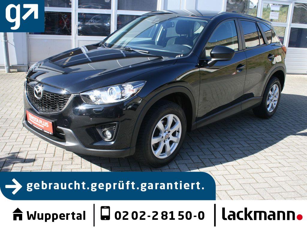Mazda CX-5 2.2 AWD Aut.*Navi*Xenon*AHK*Touring-Paket*, Jahr 2013, Diesel