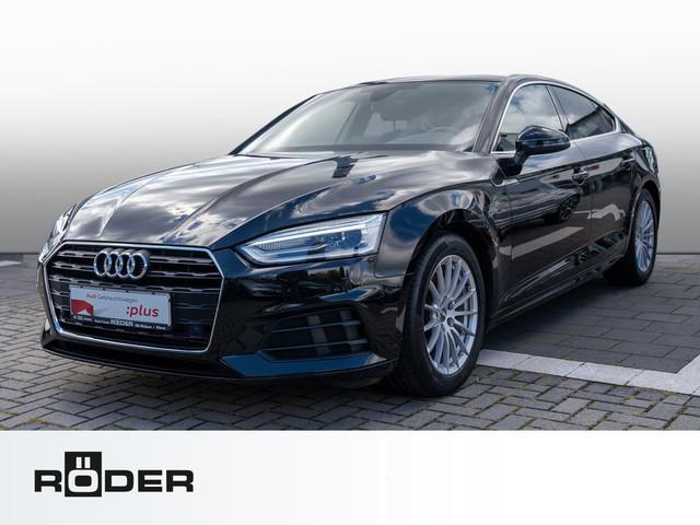 Audi A5 Sportback 2.0 TFSI Navi Xenon PDC Tempomat, Jahr 2018, Benzin