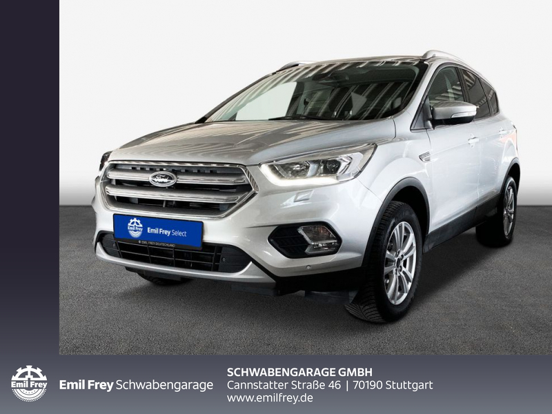 Ford Kuga 1.5 EcoBoost 2x4 AHK Alarmanlage Park-Assi, Jahr 2019, Benzin