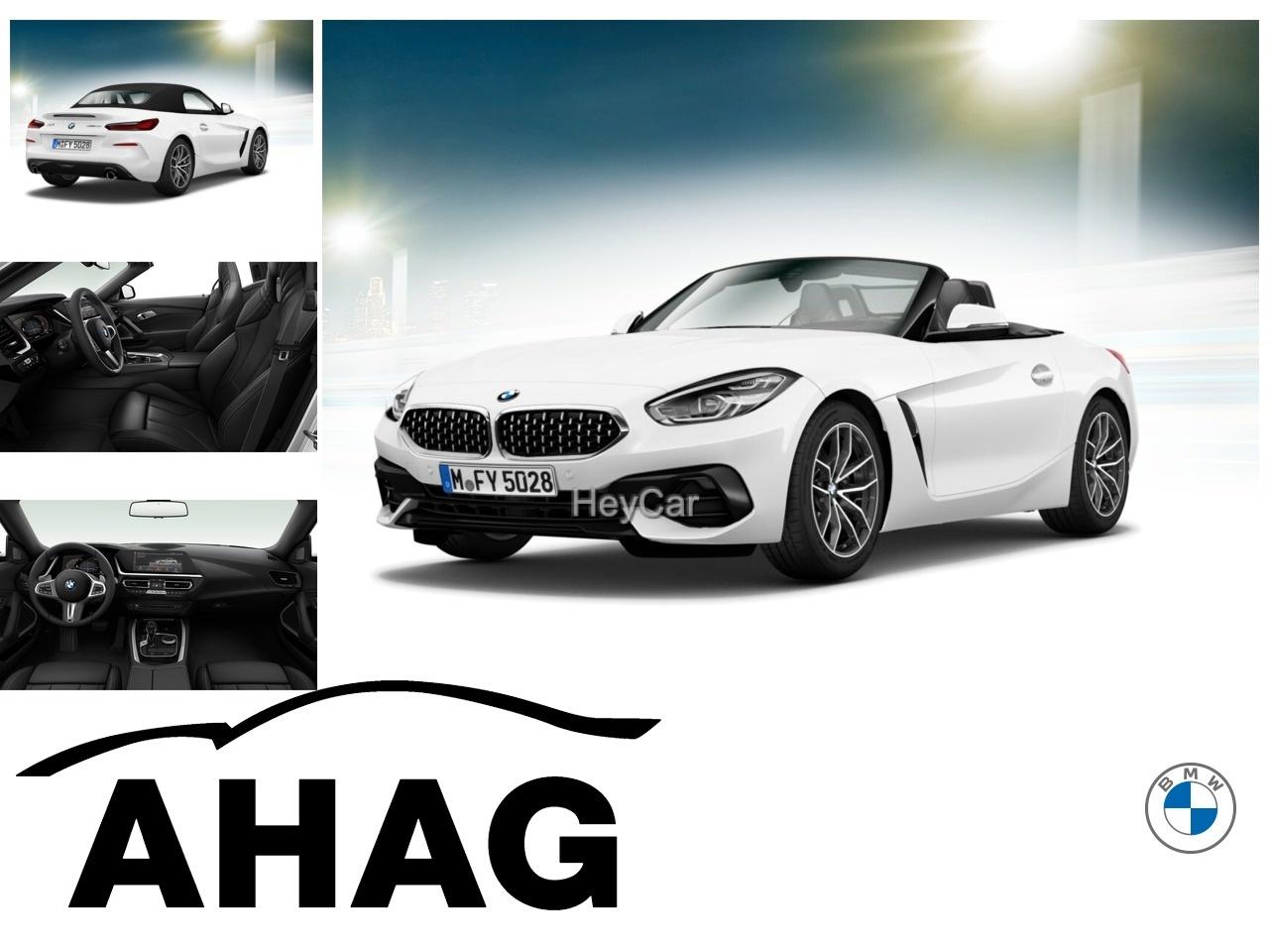 BMW Z4 sDrive30i Sport Line Cabrio Innovationspaket, Jahr 2020, Benzin