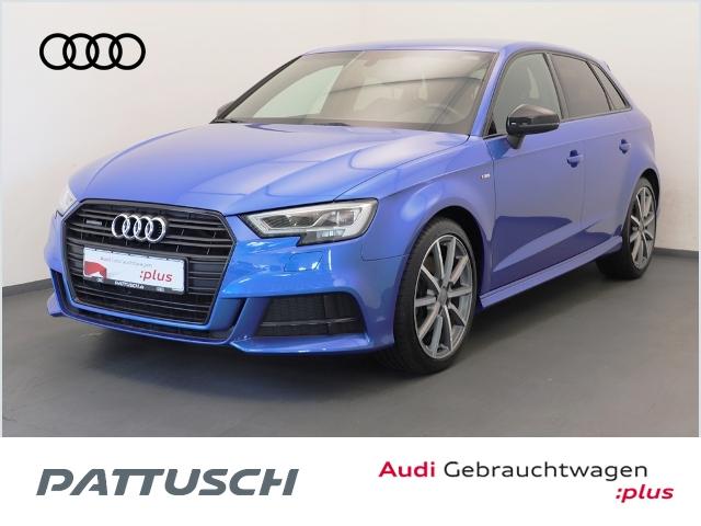 Audi A3 Sportback 2.0 TDI Q LED AHK Tempomat black ed, Jahr 2017, Diesel