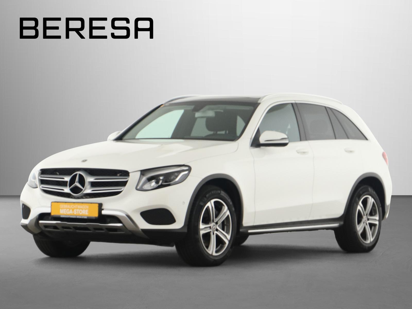 Mercedes-Benz GLC 220 d 4M Pano.-Dach LED Navi PDC, Jahr 2017, Diesel