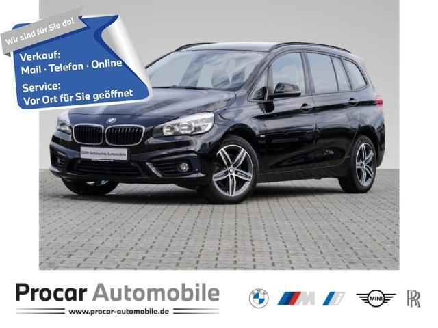 BMW 218 Gran Tourer Sport*Navi*Automatik*Kamera uvm, Jahr 2015, Diesel