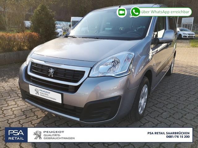 Peugeot Partner Tepee Active 1,6BlueHDi120PS Klima Bluetooth , Jahr 2016, Diesel
