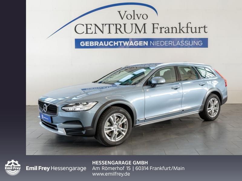Volvo V90 Cross Country D4 AWD Aut Navi LED ACC AHK, Jahr 2018, Diesel