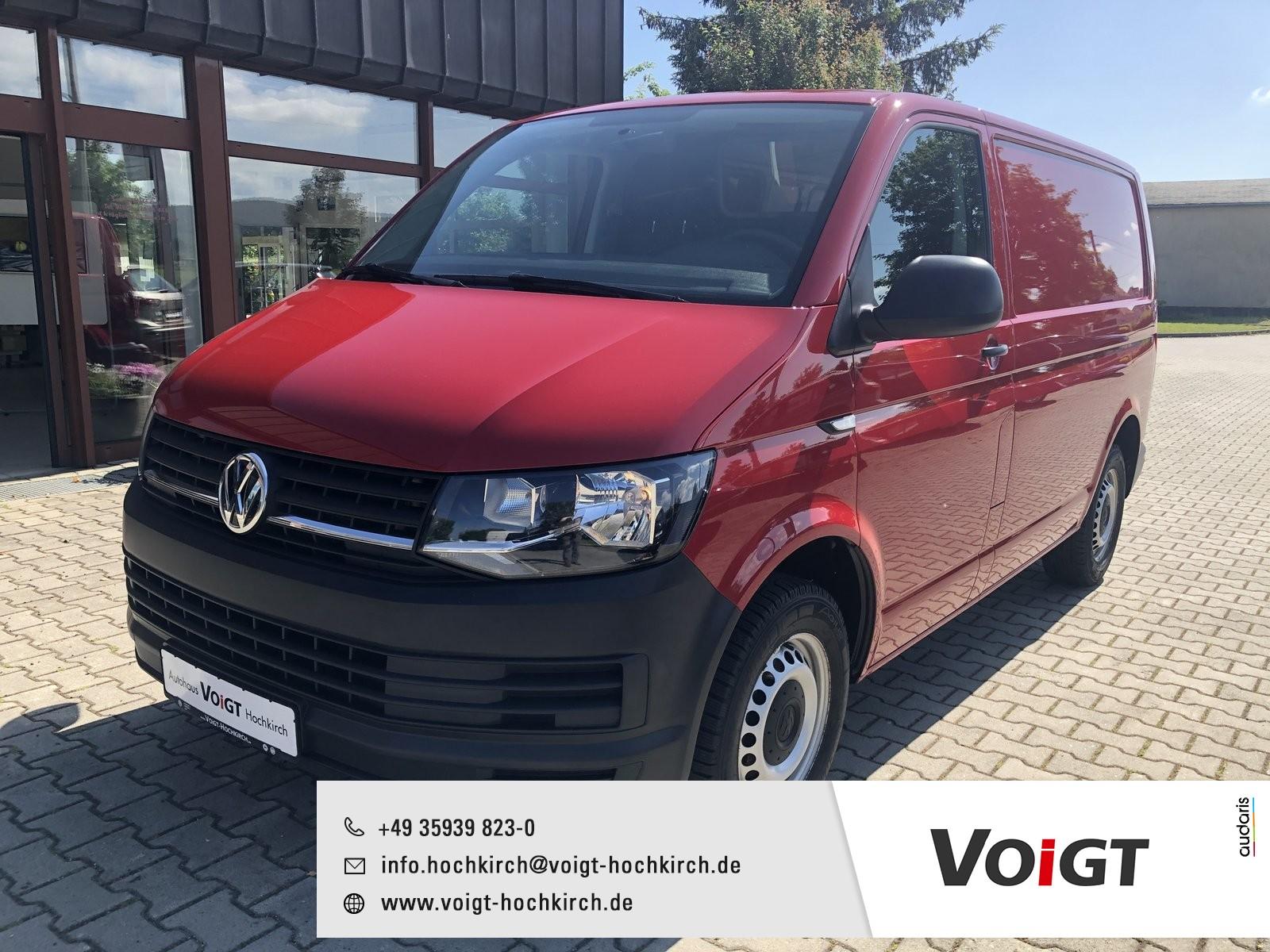 Volkswagen T6 Transporter Kasten 2.0 TDI STH KLIMA ZV TRW, Jahr 2016, Diesel